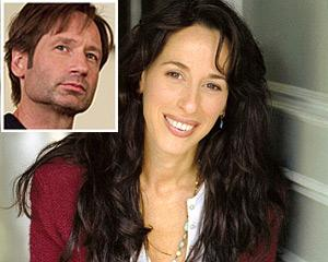 Californication Exclusive: Friends Alum Maggie Wheeler Reunites With David Duchovny for Arc