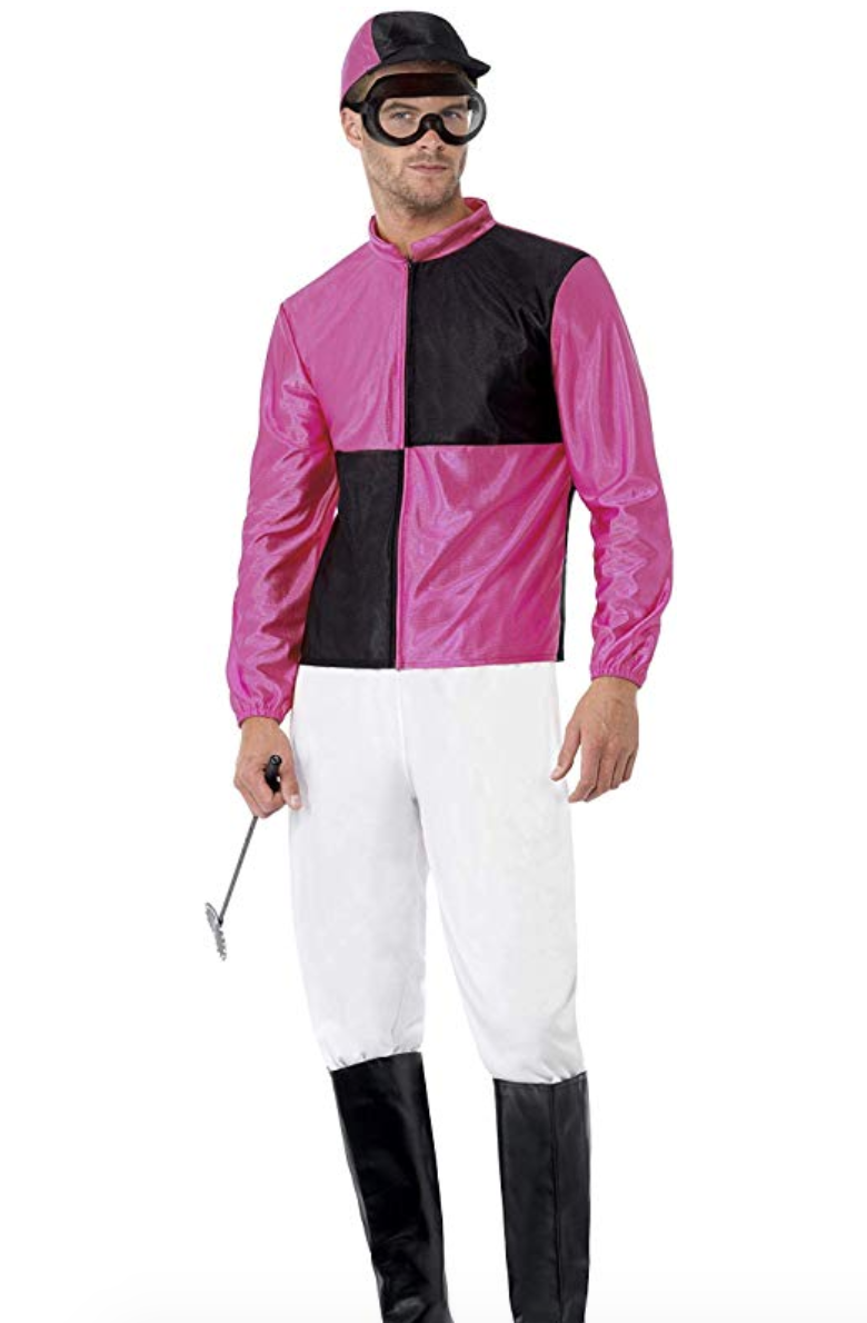 Horse Jockey Adult Costume