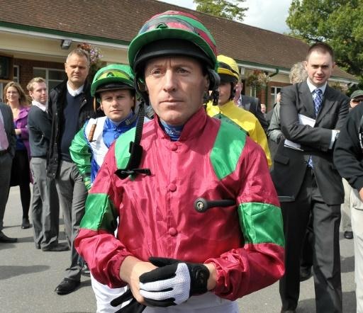 Kieren Fallon was probably Dettori's greatest rival and he looks set for many a battle with the Irishman's son Cieren Fallon