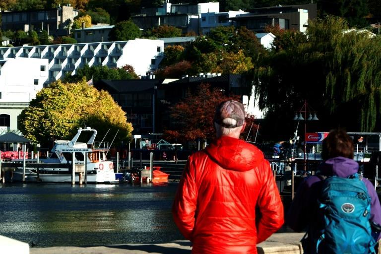 Tourists have returned to New Zealand's scenic Queenstown, raising hopes of post-pandemic recovery