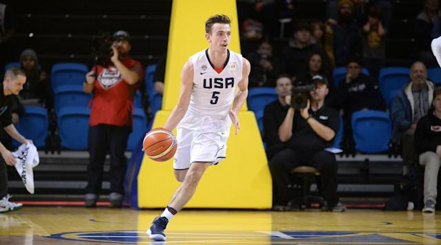 <p>John Stockton's son David will sign a 10-day contract with the Utah Jazz, according to ESPN's Adrian Wojnarowski. </p><p>David Stockton, 26, went undrafted out of Gonzaga in 2014 and has been playing with the Reno Bighorns of the G League. Stockton has averaged 16.3 points, 5.2 assists and 3.3 rebounds in 39 games for the Bighorns. He has never played in an NBA game. </p><p>David's dad is the NBA's all-time assist leader with 15,806 dimes, more than 3,000 of second-place Jason Kidd. Stockton averaged 10.5 assists over his 19-year career, the entirety of which he spent with Utah. </p><p>The Jazz are 39-30 and sit in seventh in the Western Conference. </p>