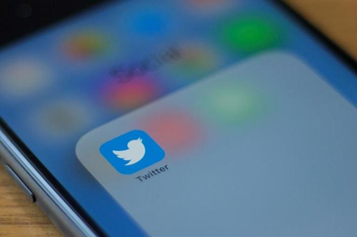 The hacking of Twitter CEO Jack Dorsey's account raised fresh concerns over misinformation on social media (AFP Photo/Alastair Pike)