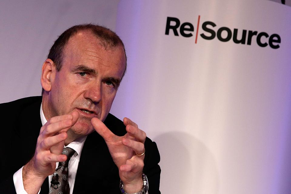 Sir Terry Leahy, former CEO of Tesco and senior adviser to CD&R. Photo: Matthew Lloyd/Getty Images for ReSource 2012