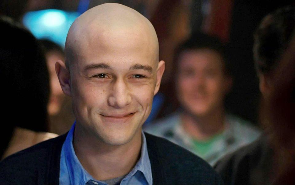 <p>Joseph Gordon-Levitt is known for being committed to the role. So when he starred in <em>50/50</em>, a film about a guy struggling with a cancer diagnosis, the actor shaved his head on camera for a memorable scene. </p>