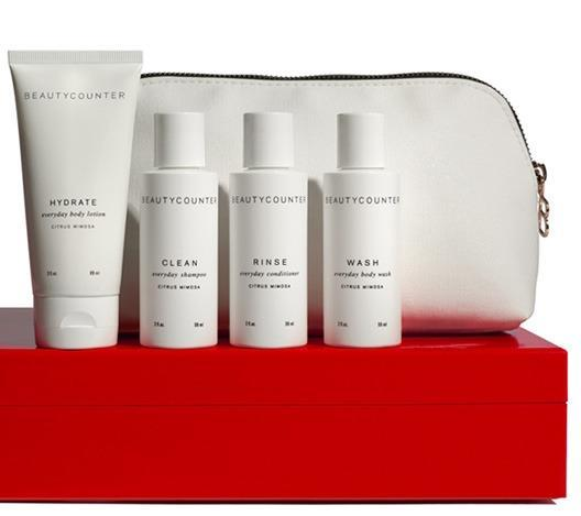 """<p>Perfect for the traveler that wants to simplify the packing process and limit the amount of harsh ingredients in their beauty products. <a href=""""http://www.beautycounter.com/holiday-shop/holiday-collections/travel-body-collection.html"""" rel=""""nofollow noopener"""" target=""""_blank"""" data-ylk=""""slk:Beauty Counter Travel Body Collection"""" class=""""link rapid-noclick-resp"""">Beauty Counter Travel Body Collection</a> ($48)<br></p><p><br></p>"""