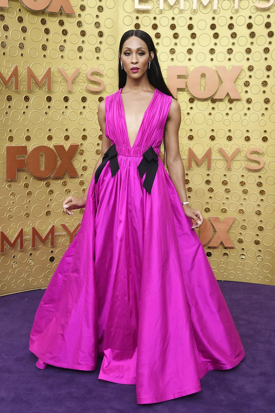 """<h1 class=""""title"""">Mj Rodriguez in custom Jason Wu Collection</h1><cite class=""""credit"""">Photo: Getty Images</cite>"""