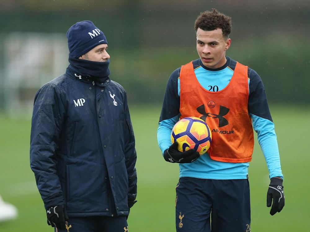 Pochettino has hailed Alli as arguably the greatest European player of his age (Getty)