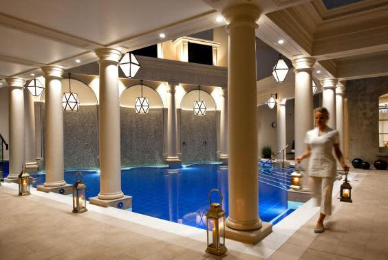 The Gainsborough has direct access to Bath's ancient springs (The Gainsborough)