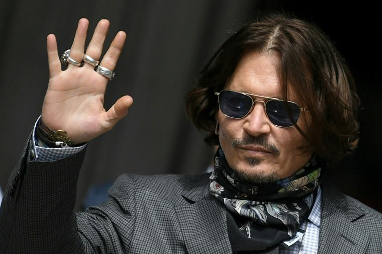 "Depp said he would contest the ""surreal judgement of the court'."