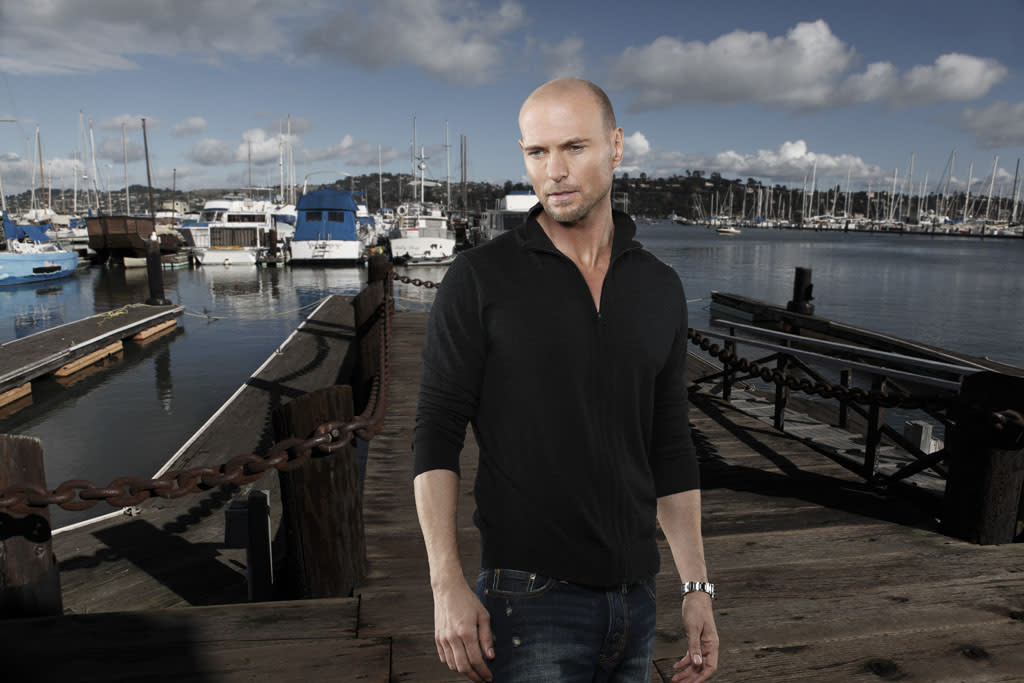 "ABC's ""Red Widow"" stars Luke Goss as Luther."