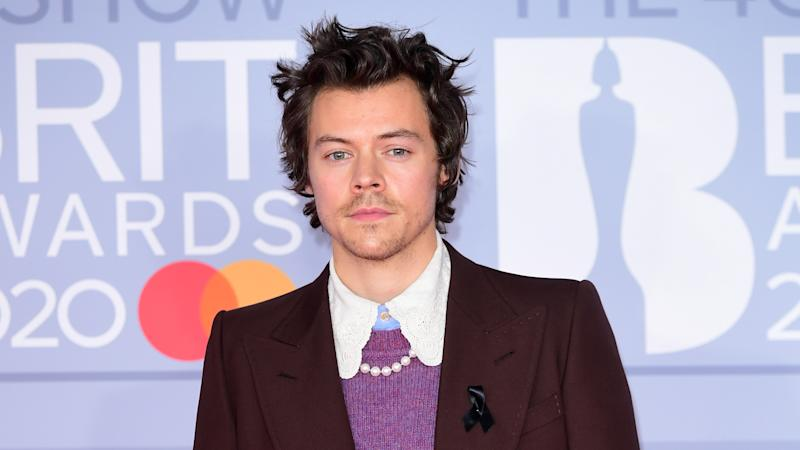 Harry Styles breaks silence over Valentine's Day mugging