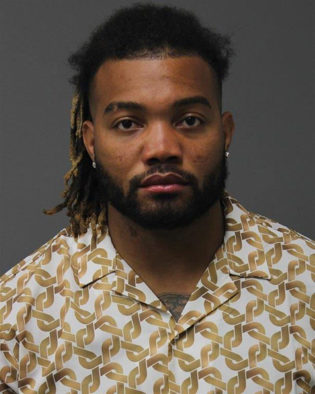Derrius Guice shown in a photo from the Loudoun County Sheriff's Office.  / Credit: Loudoun County Sheriff's Office