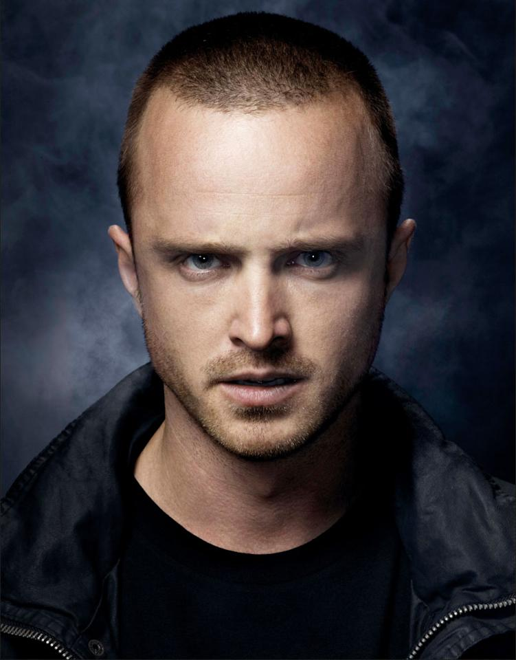 "Supporting Actor in a Drama Series: Aaron Paul, ""Breaking Bad"""