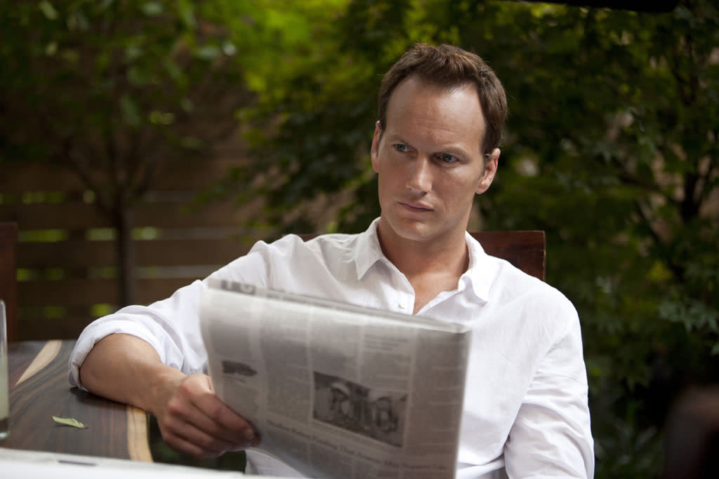 "Patrick Wilson in the ""Girls"" Season 2 episode, ""One Man's Trash."""