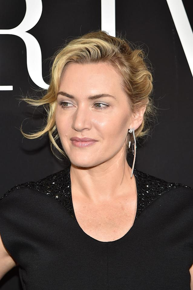 <p>Así luce hoy Kate Winslet a sus 41 años/ Getty Images </p>