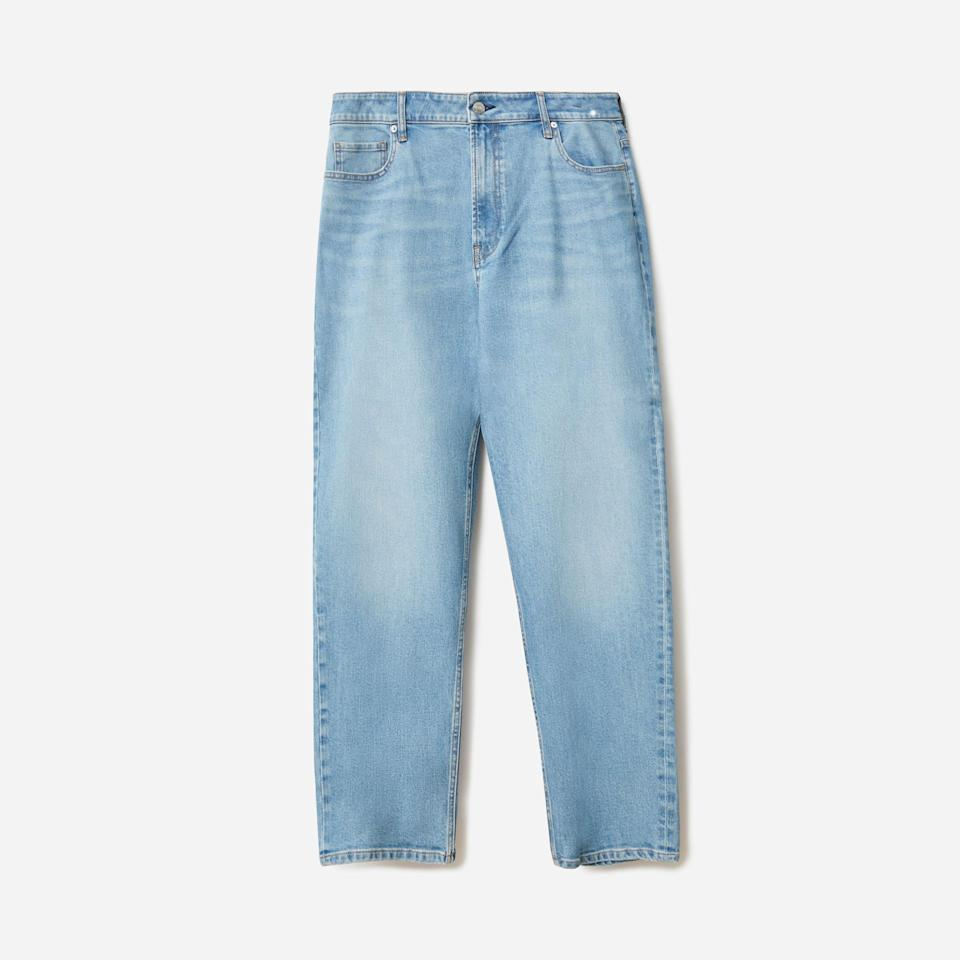 "<p><strong>Everlane</strong></p><p>everlane.com</p><p><strong>$78.00</strong></p><p><a href=""https://go.redirectingat.com?id=74968X1596630&url=https%3A%2F%2Fwww.everlane.com%2Fproducts%2Fwomens-curvy-cheeky-straight-jean-sky-blue&sref=https%3A%2F%2Fwww.oprahmag.com%2Fstyle%2Fg28799071%2Fplus-size-fall-fashion-outfits%2F"" rel=""nofollow noopener"" target=""_blank"" data-ylk=""slk:SHOP NOW"" class=""link rapid-noclick-resp"">SHOP NOW</a></p>"
