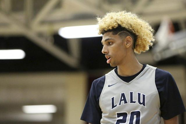 Brian Bowen says he didn't know about the pay-for-play allegations until the story broke in the news. (AP)