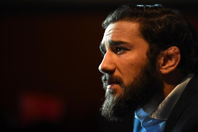 No. 4 ranked bantamweight Jimmie Rivera is 21-1 overall in his MMA career and 5-0 in the UFC. (Getty Images)