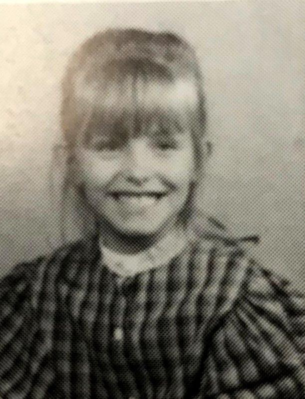 A first grade school photo of Linda Mills, now 34. Mills said she was sexual and mental abused by her grandfather (now dead) at a very young age. 'My grandfather was a monster.' Mills also says she was trafficked by Phil Malone, 64, when she was 15. He promised her a modeling contract in Chicago. Instead, she became a prostitute for a handler. She says Malone also took nude photos of her and had sexual relations. Malone is a former Scioto County Sheriff's dispatcher and former probation officer with the city of Portsmouth. He was fired from both jobs. Malone denies all allegations. Rumors have long circulated in the small city of Portsmouth about men in power taking advantage of vulnerable women. Michael Mearan, prominent Portsmouth attorney, is part of an 80-page affidavit created by the Drug Enforcement Administration in 2015 to obtain permission to wiretap several phone, including Mearan's. It alleges he is part of a sex trafficking network.