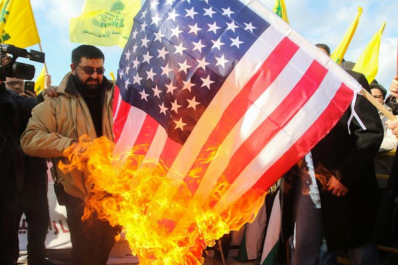 US Imposes Sanctions that Aim to Cripple Hezbollah Militant Group