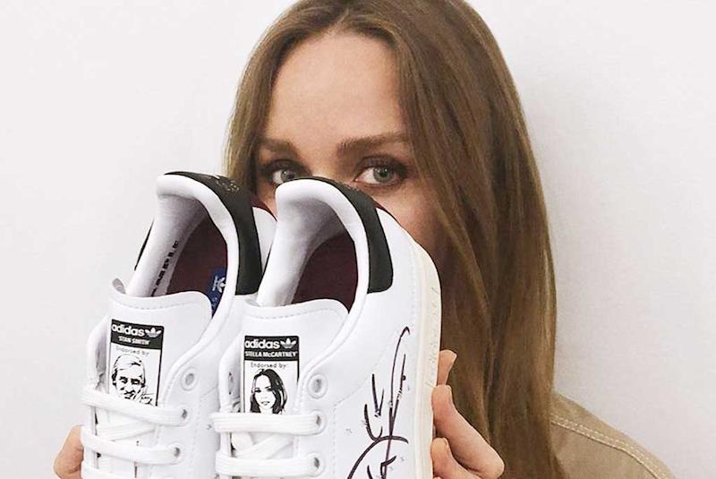 bc95bf1eea2def Stan Smith Just Went Vegan With a Little Help From Stella McCartney
