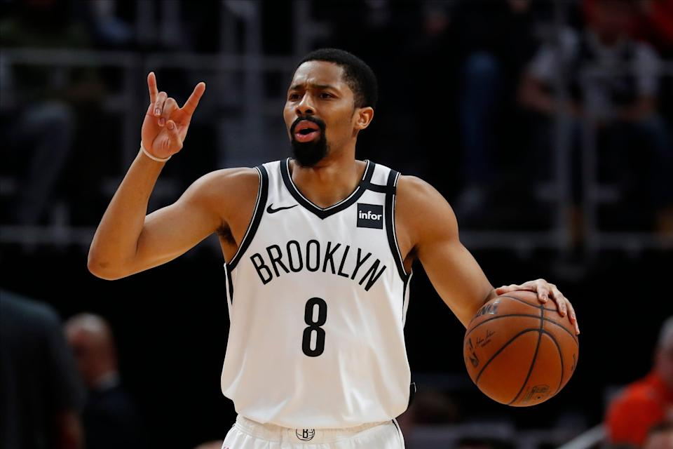 Spencer Dinwiddie could command as much as $20 million a year in free agency, which could be too rich for the Nets.