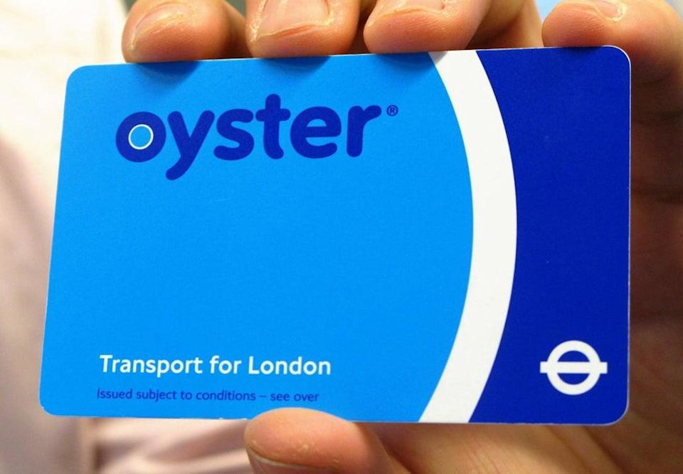 Oyster pay-as-you-go users already benefit from a daily cap (PA)