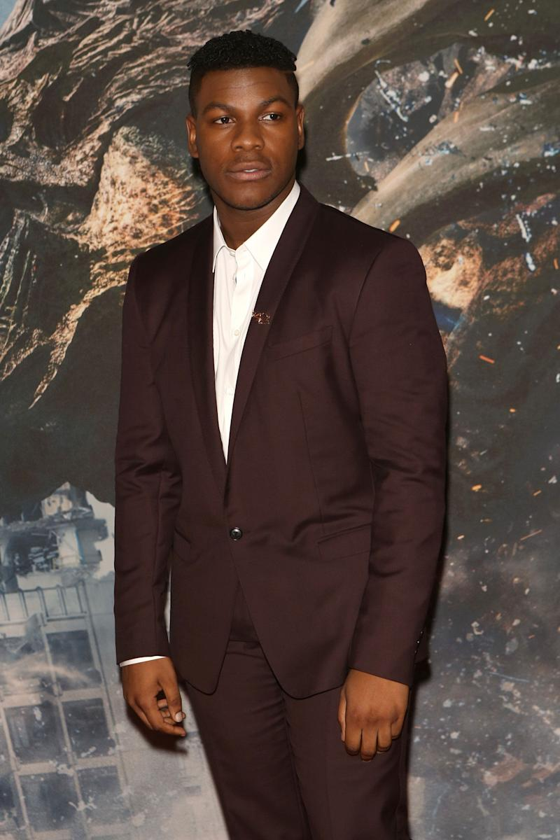 John Boyega (Photo: David M. Benett via Getty Images)