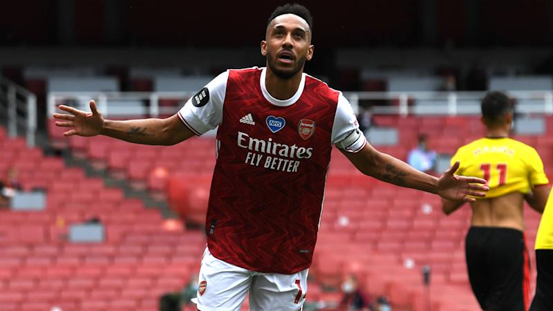Arteta does not think FA Cup final will be Aubameyang's last game for Arsenal