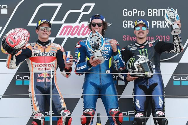 Rins lost track of last lap in Marquez battle