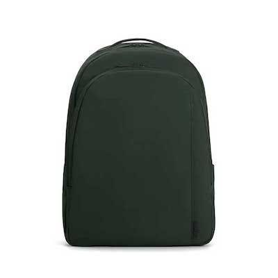 """Need a backpack with a laptop pocket that can fit a 15"""" laptop? This one fits the bill. Seen here in green, it's also available in blue, teal, gray, and black. $165, Away. <a href=""""https://www.awaytravel.com/travel-bags/backpack"""" rel=""""nofollow noopener"""" target=""""_blank"""" data-ylk=""""slk:Get it now!"""" class=""""link rapid-noclick-resp"""">Get it now!</a>"""