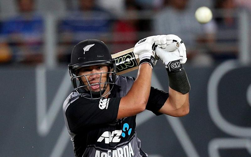 Ross Taylor averages 68 from the 59 ODIs he has played since the last World Cup - AP