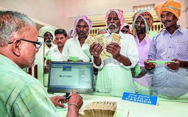 Farm loan waiver: After cooperative banks, farmers demand waiver of loans from nationalised banks