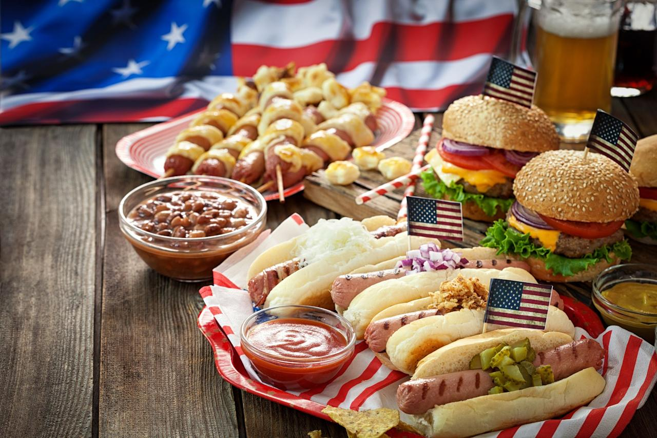 """<p>There's nothing like the phrase """"low-carb"""" to suck the joy out of something—especially when we're talking about America's two favorite food past times. But low-carb burgers and hot dogs don't always have to include the extra ingredient of tears. This list contains the best possible packaged low-carb burger and hot dog buns, but also a few fresh foods that'll help you reduce carbohydrates in your diet without having to also reduce flavor.</p>"""