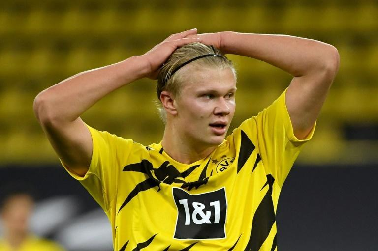 Borussia Dortmund striker Erling Braut Haaland is expected to make an eagerly awaited return from injury as his side look to battle back into the Bundesliga top four with a win over high-fliers Wolfsburg on Sunday