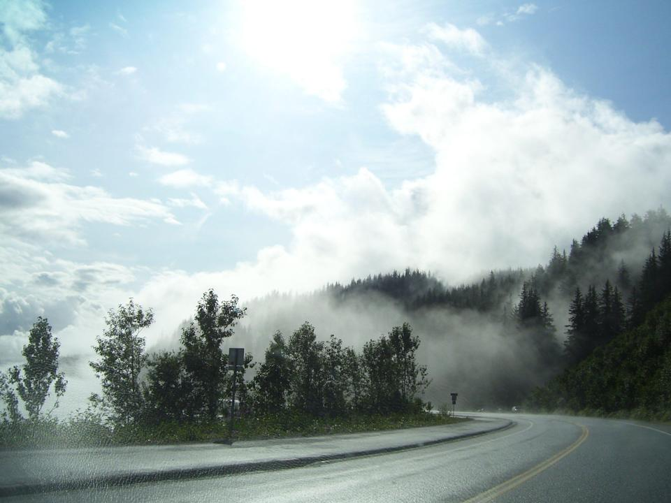 The drive between Anchorage and Valdez is the best in Alaska.