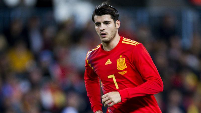 Struggling Morata left out of Spain squad as Alonso earns first call-up