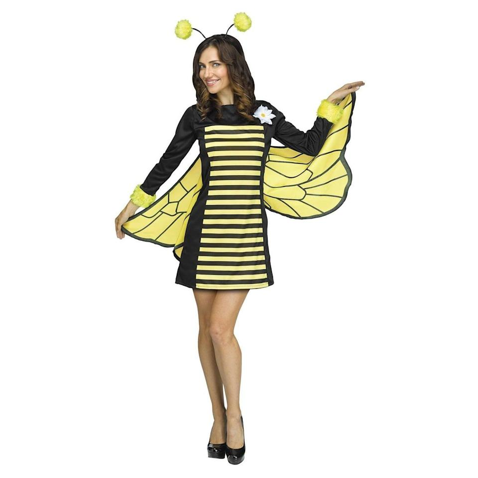 <p>How cute is this <span>Adult Bee My Honey Halloween Costume</span> ($28)?! You'll be the most adorable one on the block!</p>