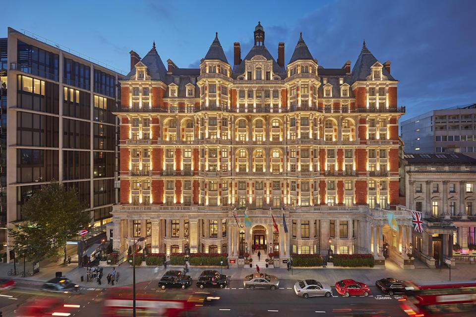 The Mandarin Oriental has reopened after an extensive renovationMandarin Oriental