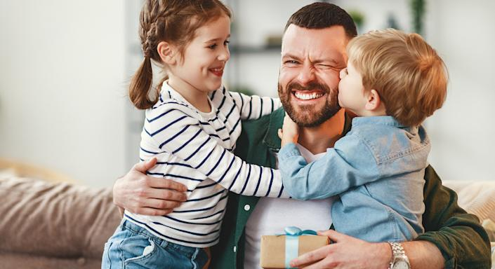 Treat that special someone in your life this Father's Day - even if you have left present buying to the last minute.  (Getty Images)