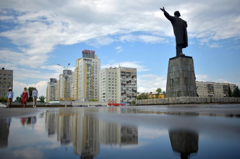 Statues of Lenin are still everywhere in Russia and a 2017 poll showed a majority of Russians have a positive image of him