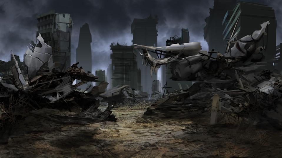 Wasteland Empires concept art