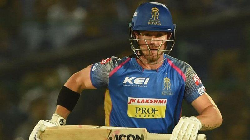 D'Arcy Short struggled in Indian conditions and failed to make a single 50+ score in IPL 2018