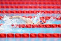 <p>Team GB swimmer Toni Shaw raced to a bronze medal in her first-ever Paralympics, clinching third place in the women's 400m freestyle S9 final and setting a new PB. </p>
