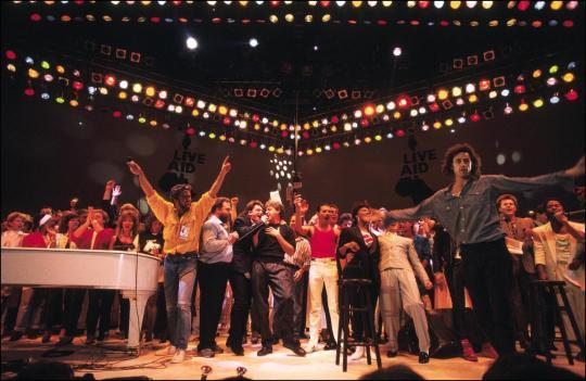 An Oral History Of Live Aid The Ones Who Made A Brighter Day 30