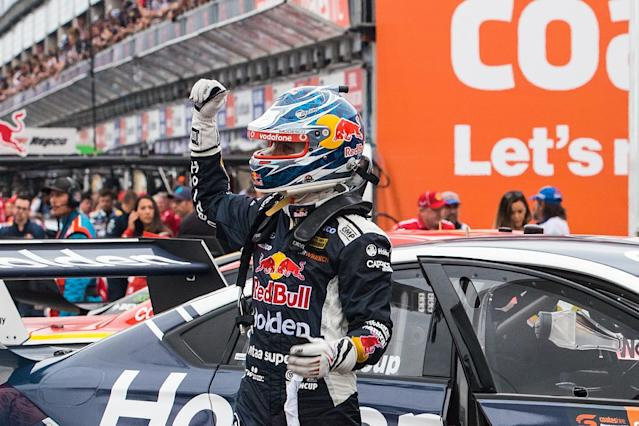 Whincup wins finale, DJR Penske earns teams' title