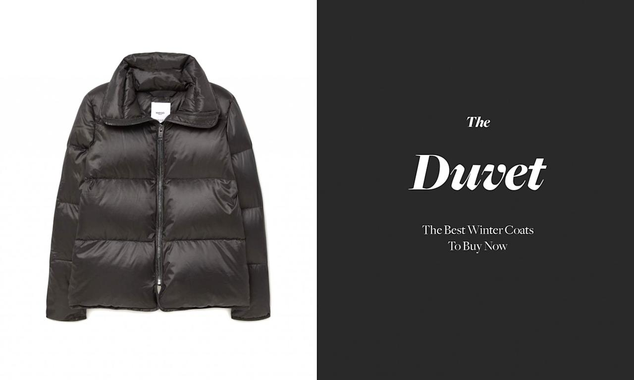 <p>Who knew that our puffy, duvet-like jackets could be considered fashionable? Thank Balenciaga's Demna Gvasalia for that. These are a few of our favorite duvet-style jackets, in lengths both short and long. </p>