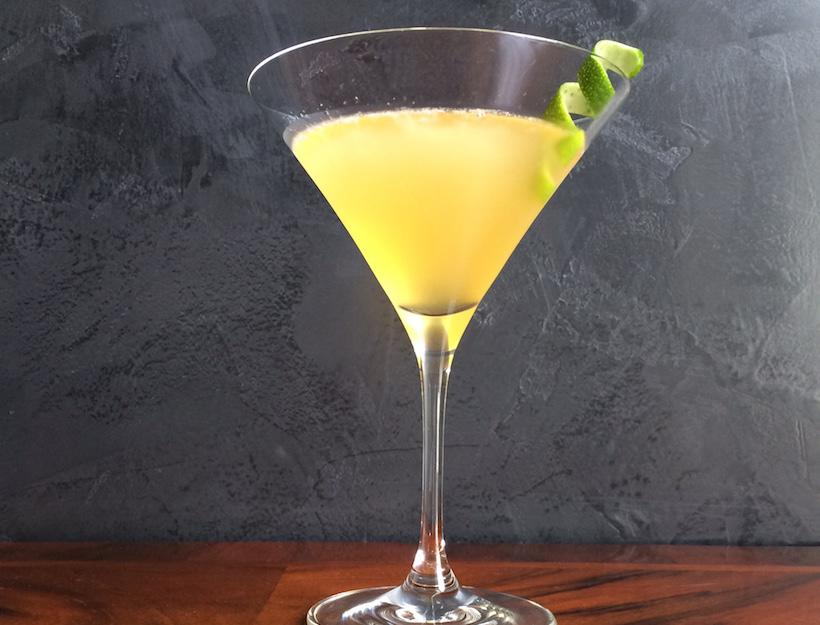 """As the founder of Goop, Paltrow's list of New Year's cocktails is never-ending. One of her easiest to make is her Everyman's Sidecar, which involves four ingredients for a strong Prohibition-era beverage: cognac, Cointreau, lemon and lime.  <a href=""""https://goop.com/recipes/the-everymans-sidecar/"""" target=""""_blank"""">The Everyman's Sidecar Recipe</a>"""
