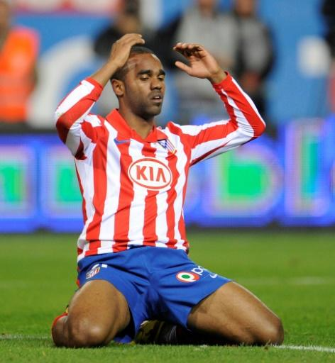 Ex-Liverpool striker Florent Sinama Pongolle played for Saint-Pierroise earlier in this season's French Cup
