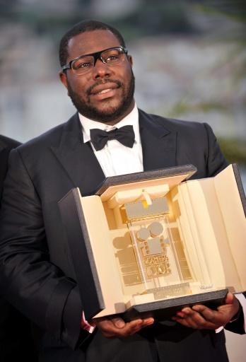 British director Steve McQueen's won the Camera d'Or at Cannes with 'Hunger' in 2008 for the best first feature